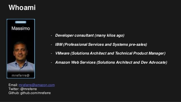 End-to-end CI/CD deployments of containerized applications using AWS services Slide 2