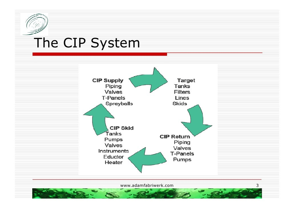 CIP Points