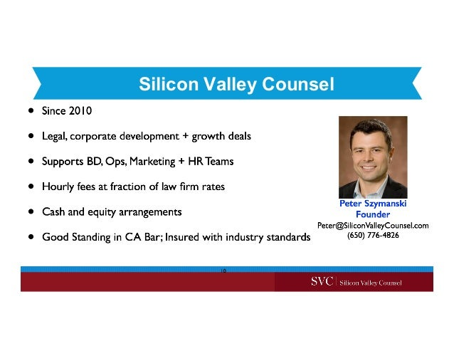 financing silicon valley start up Early venture capital and the growth of silicon valley start-up and first-stage financing the short-lived bravo reality tv show start-ups: silicon valley.