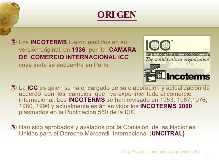 INCOTERMS Slide 3