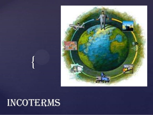 { incoterms