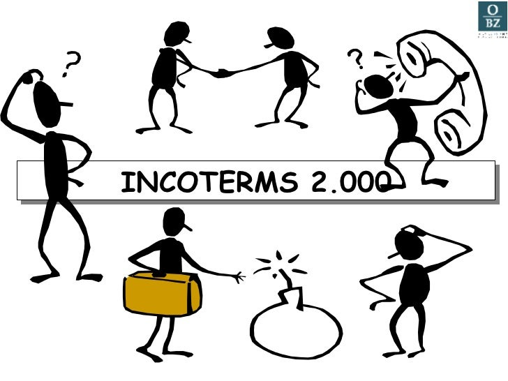 INCOTERMS 2.000