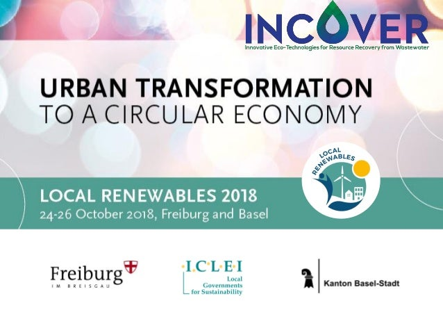 14:30 – 16:00 Breakout Sessions Round 2 B2 The wastewater utility of the future. A key player of the circular city? #Local...