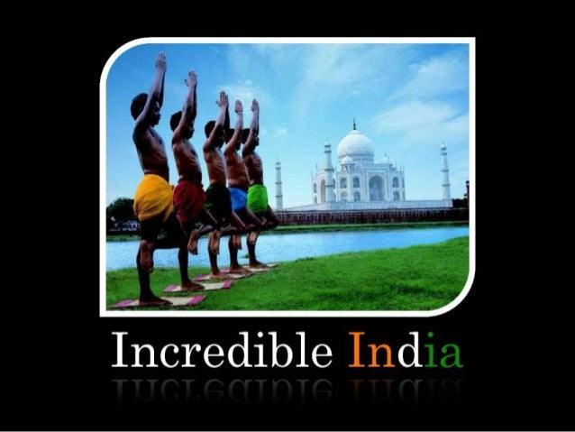 Add picas of INCREDIBLE INDIA