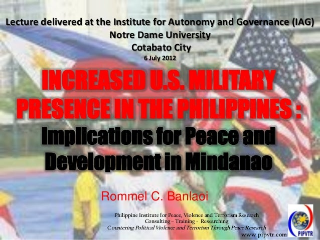 Lecture delivered at the Institute for Autonomy and Governance (IAG)                        Notre Dame University         ...