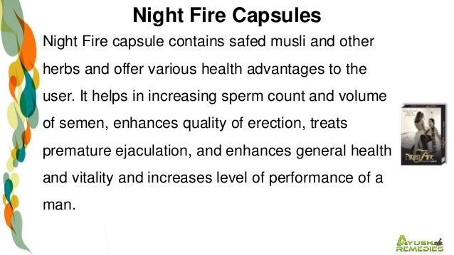 How can i increase ejaculate volume