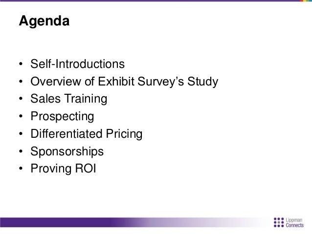 Increase Exhibit & Sponsorship Sales with Sam Lippman and Jason Stookey, NAB (IAEE 2014 Luncheon) Slide 3