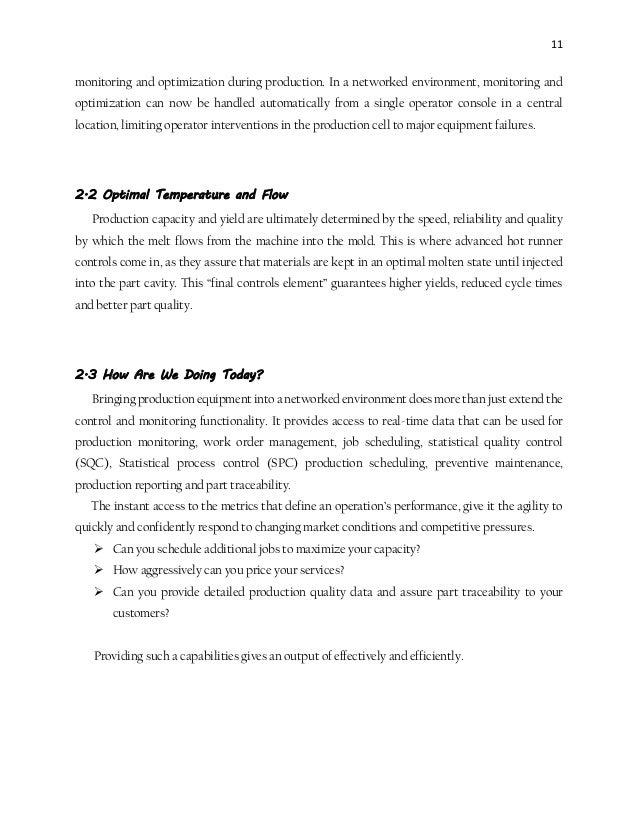 molding machine pdf