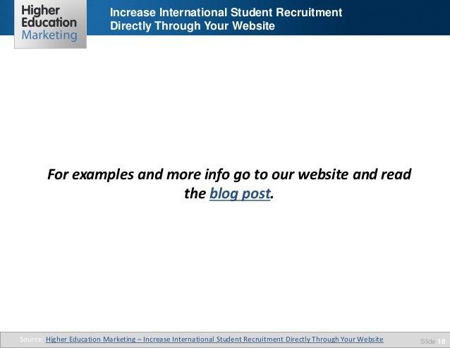 International student dating website