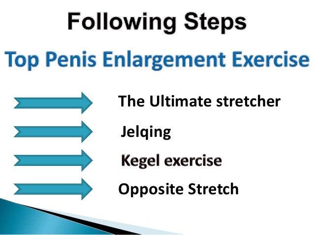 Panis enlargement exercise