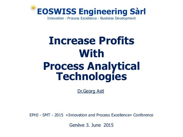 quoting lectures in essays Process analytical technology