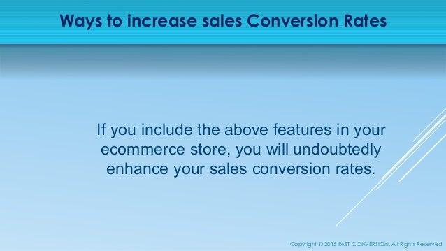 3 eCommerce Conversion Funnels Practical Guide
