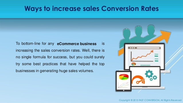 Increase Sales Conversion Rate of your eCommerce Store - photo#6