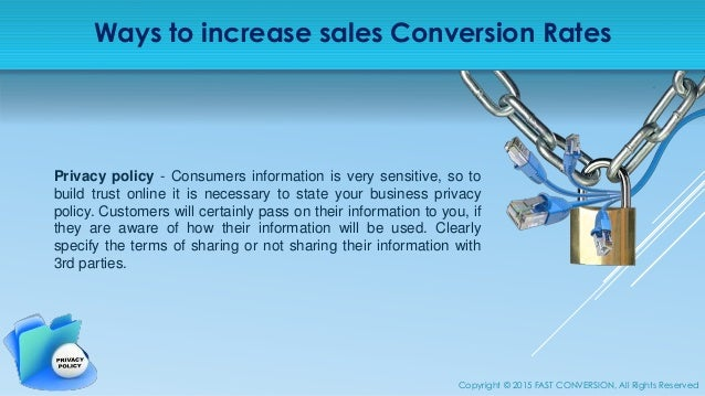 Increase Sales Conversion Rate of your eCommerce Store - photo#11