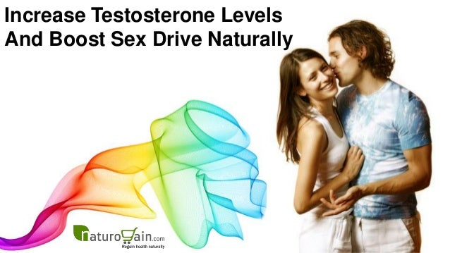 Testosterone and sex drive