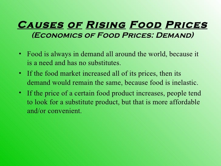 essay increasing prices Rising prices or price hike prices are ever on the increase a rise in  prices, economists say, is a sing of development and prosperity.
