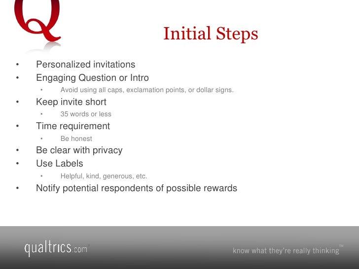 Survey Software--Increasing Survey Response Rates Slide 3