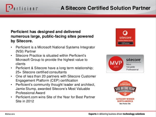 Increasing Website Engagement with Sitecore CMS