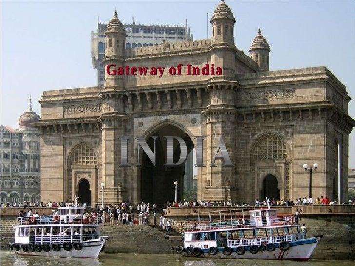 INDIA Gateway of India