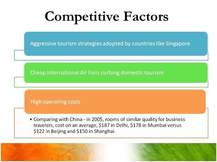 evaluation of tourism marketing in indian The center for health tourism strategy is a gift to the health and wellness tourism industry branding and digital marketing strategies for a health tourism business.