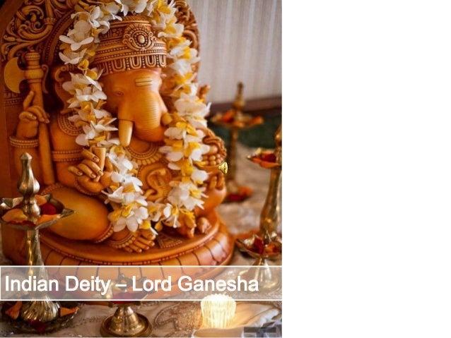 Indian Deity – Lord Ganesha