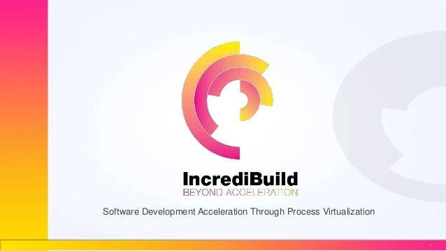 1 Software Development Acceleration Through Process Virtualization