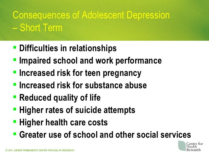 Depression Research and Treatment