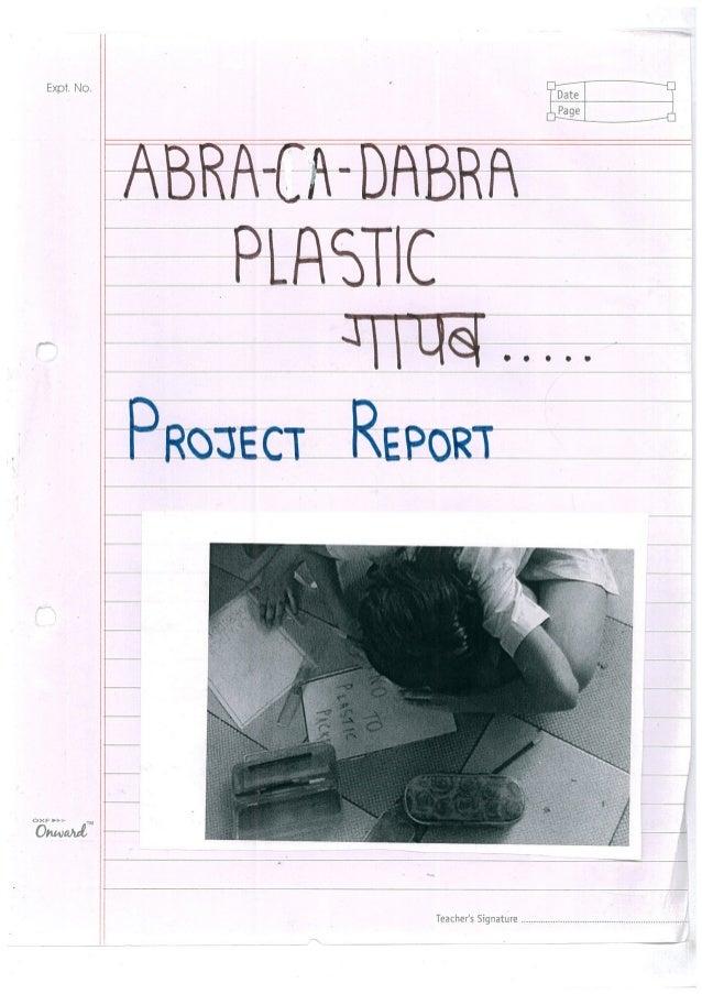 IND-2012-285 Loreto School -Abra Ka dabra Plastic Gayab