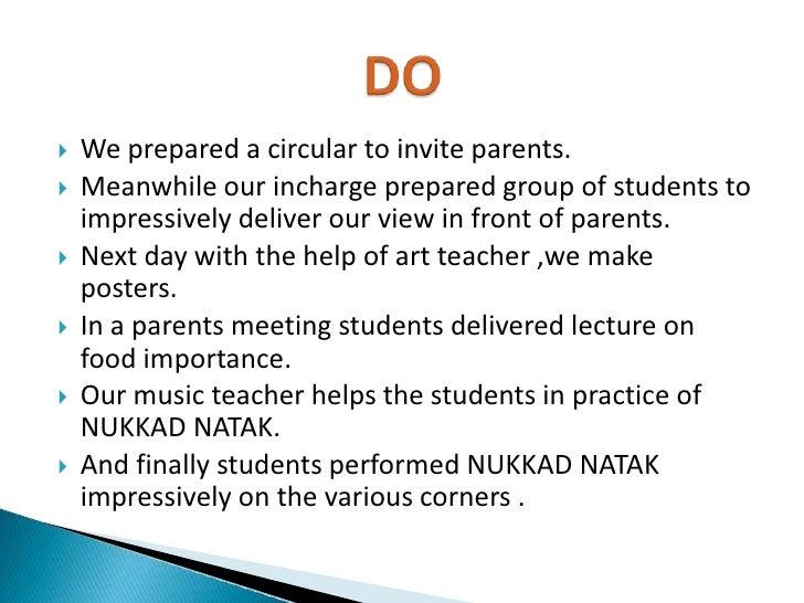 PREPARATION OF NUKKAD NATAKbr 11