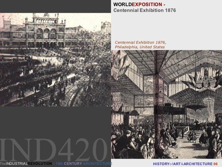 Centennial Exhibition 1876, Philadelphia, United States WORLD EXPOSITION -  Centennial Exhibition 1876  HISTORY of ART & A...