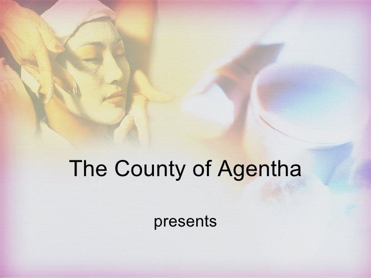Free cosmetics powerpoint template free cosmetics powerpoint template the county of agentha presents toneelgroepblik Images