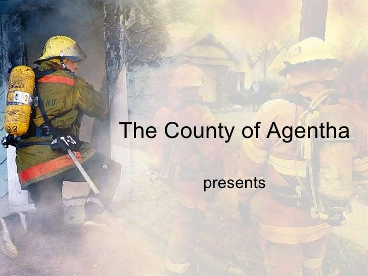 fireman firefighter powerpoint template