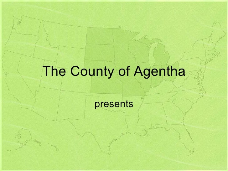 Usa Midwest Powerpoint Template