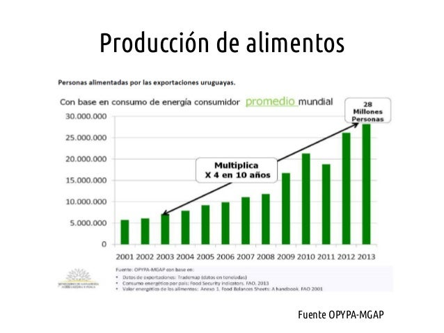 Desafíos de Uruguay para poner fin al hambre y lograr la seguridad alimentaria  Slide 3