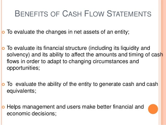 Ind As  Cash Flow Statement