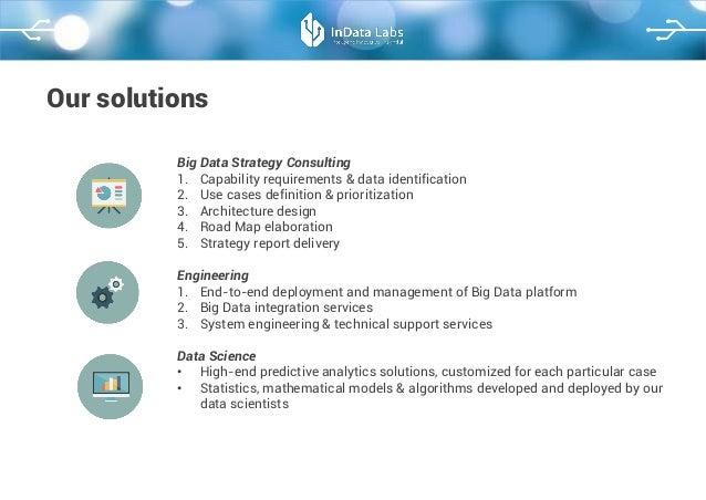 InData Labs. How we leverage Big Data - 5 use cases Slide 3