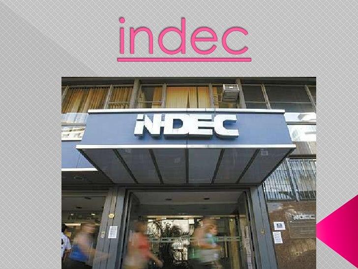 indec<br />