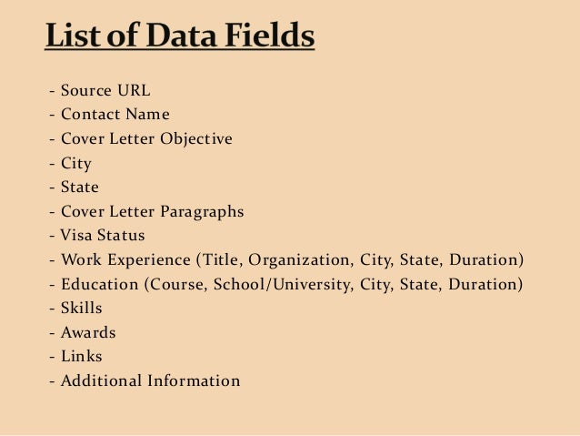 indeed data scraping  u2013 extract job site and resume scraping