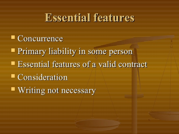 Define contract of indemnity describe the rights of the indemnifier and the indemnity holder