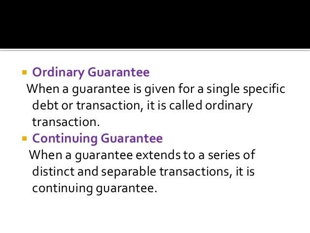 Right of Surety against the Creditor    1. Right to benefit of creditors securities 2. Right to claim set off, if any
