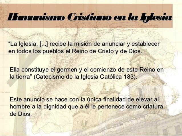 El papel de la iglesia catolica