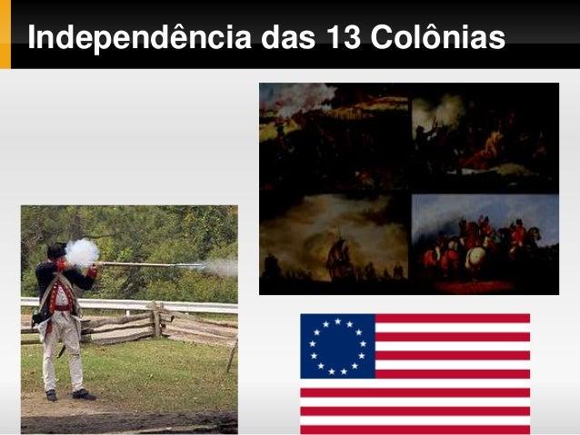 Independência das 13 Colônias