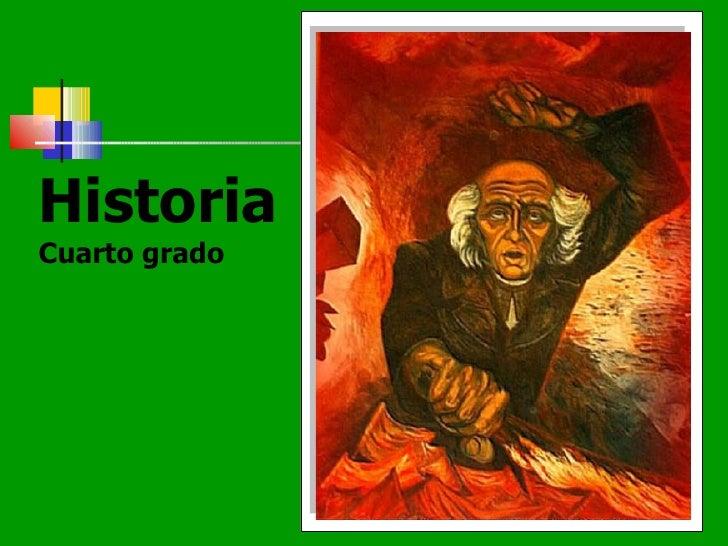 HISTORIA 4TO GRADO EPUB - Pdf Notes.