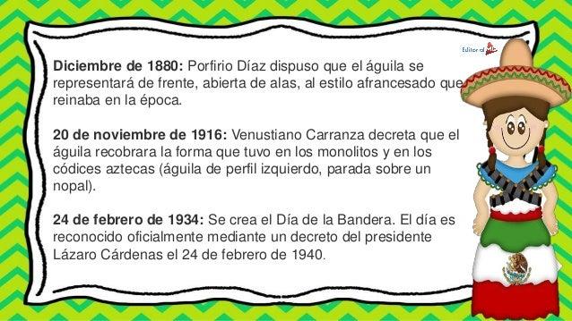 Independencia De Mexico Para Niños Y Bandera Nacional