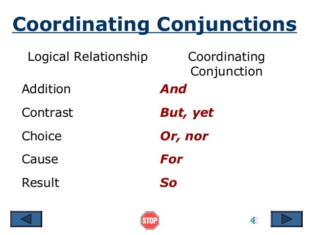 how to connect an independent clause and a dependent clause