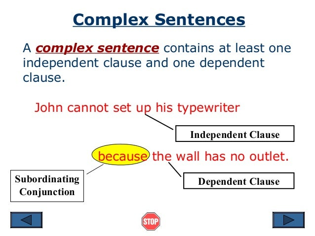 Independent clause and dependent clause – Dependent and Independent Clauses Worksheet