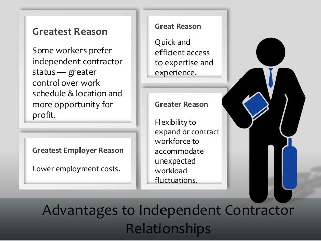 Independent Contractor Vs Employee For Ashrm