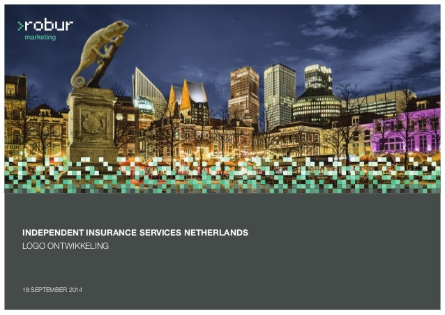 inDEpEnDEnT inSURanCE SERViCES nETHERLanDS  logo ontwikkeling  18 SeptemBer 2014