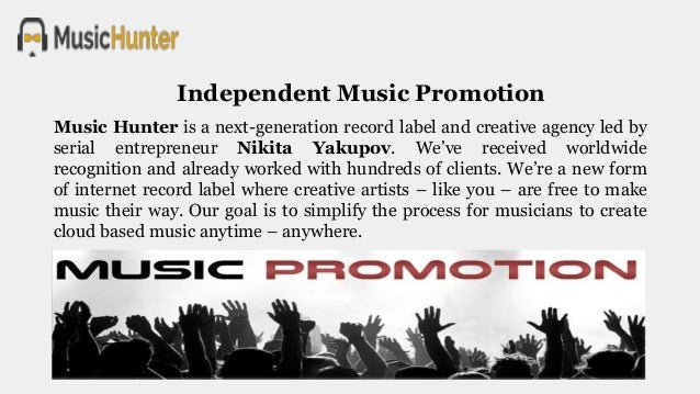 Independent Music Promotion Company