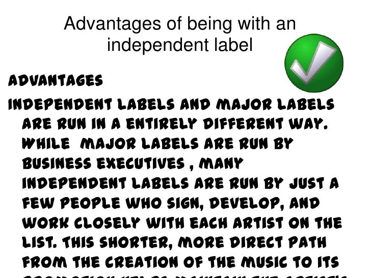 independent record label powerpoint - adele